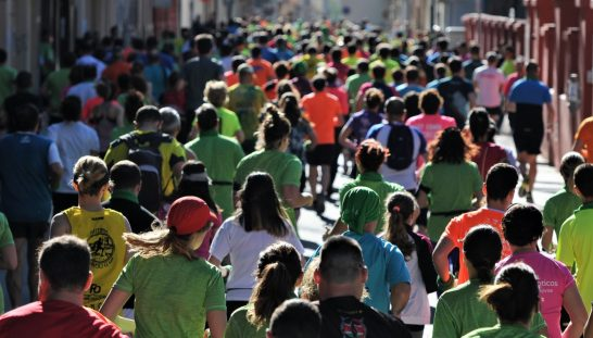 CARRERA SOLIDARIA ALFAFAR CONTRA EL CANCER 2018