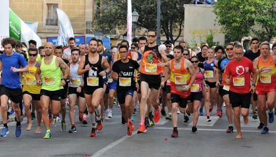 CARRERA SOLIDARIA ROCAFORT CONTRA EL CANCER 2018