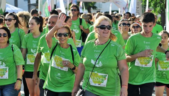 MARCHA MARINES CONTRA EL CANCER 2018