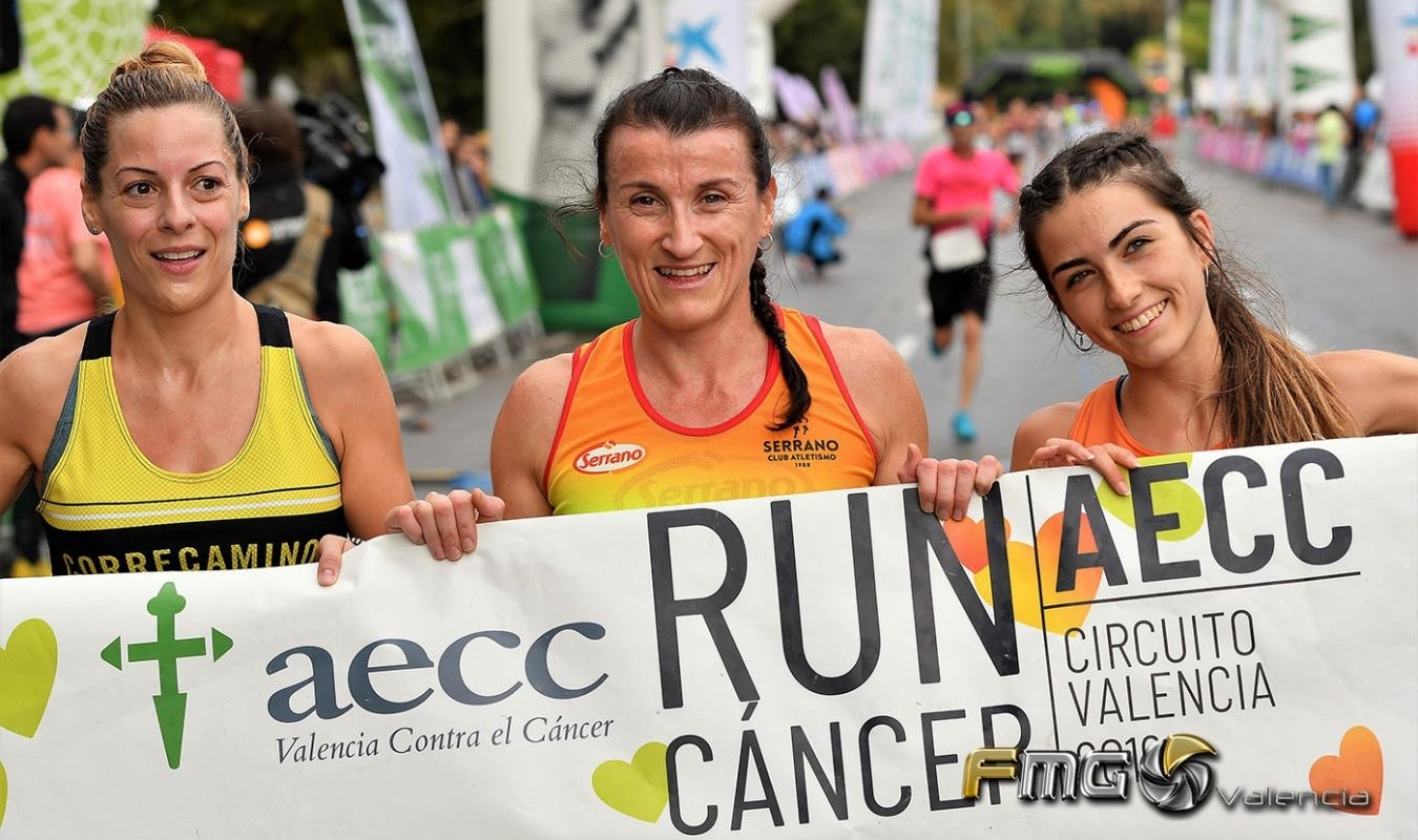 FOTOS CARRERA VALENCIA CONTRA EL CANCER 2019